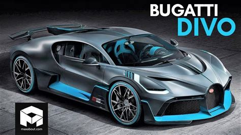 Bugatti Divo Unleashed! [quick Facts & Price] 🔥🔥🔥