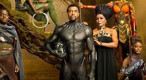 The New Black Panther Trailer Has Arrived The Revolution Will be Live - Carolinau0026#39;s Premiere ...