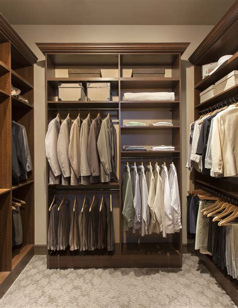 his her walk in closet