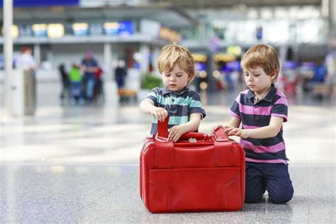 Flying With Children 25 Top Tips For Keeping Kids Happy