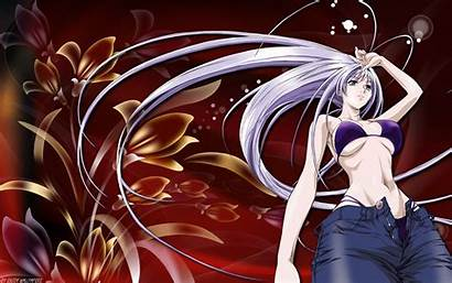 Anime Wallpapers Backgrounds Desktop Animated Orange Screensavers