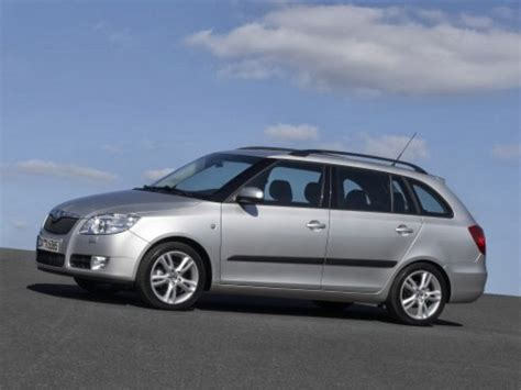 skoda fabia combi  wallpapers prices specification
