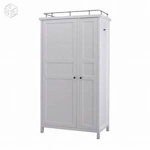 Ikea Armoire Blanche : armoire hemnes ikea blanche ameublement paris project studio armoire ~ Teatrodelosmanantiales.com Idées de Décoration
