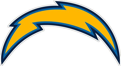 San Diego Chargers Vinyl Decal Choose Size Nfl Team Logo