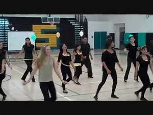 Christopher High School Dance Program - YouTube