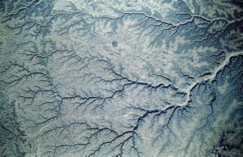 Dendritic Drainage Pattern « Design Patterns
