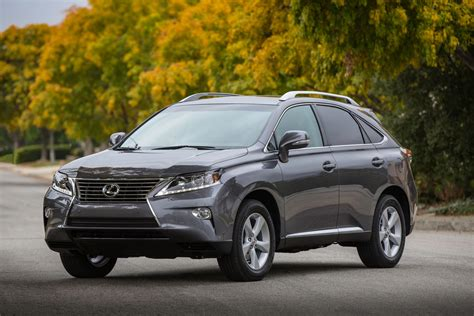 2015 Lexus Rx 350 Review, Ratings, Specs, Prices, And