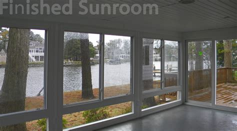 convert screen porch to sunroom awnings sunrooms installation service expanding living