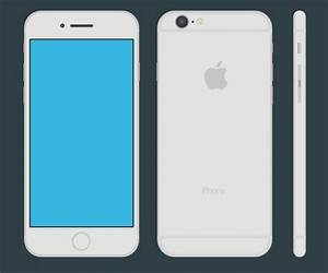 Best Photos of IPhone 6 Outline Template - Wireframe ...
