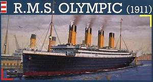 1:700 Revell Germany RMS Olympic 1911 - RG5212