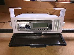 Clarion M309 Radio With Case - The Hull Truth