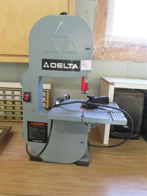 delta bench band saw delta model 28 180 8 quot bench top band saw 1 5 hp 120v