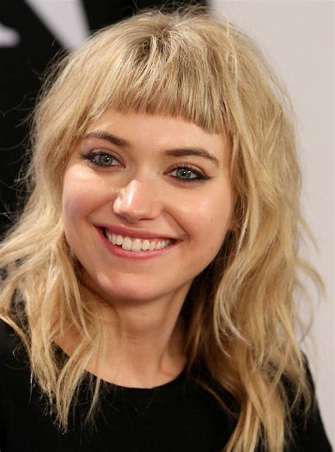 Hairstyles For With Faces by Fringe Medium Hairstyles For With