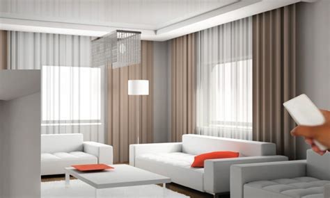 Remote Drapes by Remote Curtains Remote Curtains In Pune