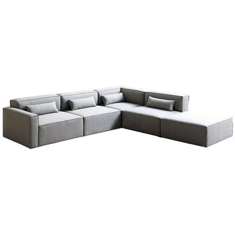 5 piece modular sectional sofa gus modern mix modular 5 piece sectional eurway