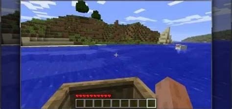 Minecraft Boat And Chest by How To Build A Boat And A Chest In Minecraft Beta 1 6 171 Pc