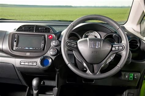 honda jazz hybrid  car review honest john