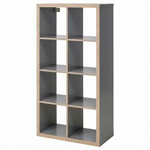 Ikea Regale Küche : kallax regal grau holzeffekt ikea ~ Watch28wear.com Haus und Dekorationen