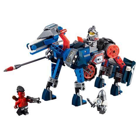 70312 LEGO Nexo Knights Lances robothest - LEGO Nexo ...
