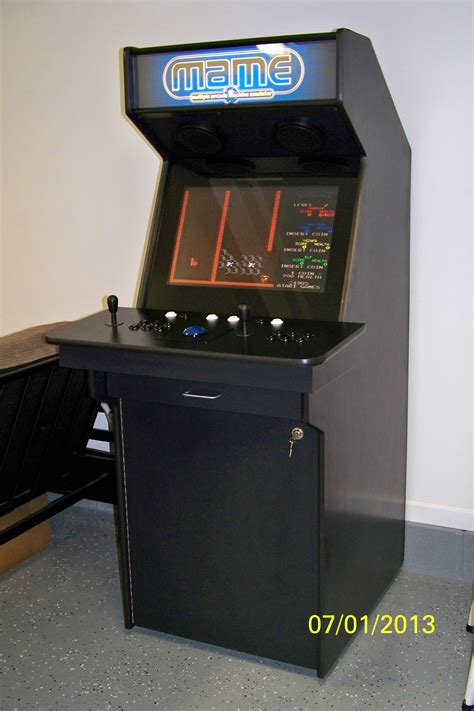 build arcade cabinet cheap mame arcade cabinet kit cool mame arcade cabinet kit