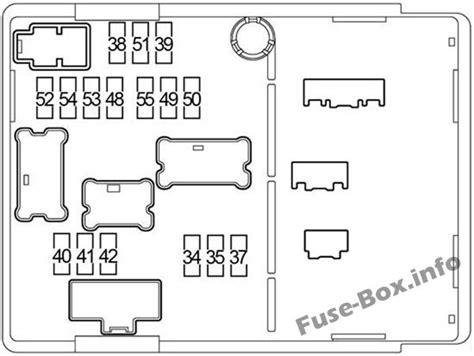 Fuse Box Diagram Nissan Versa Note