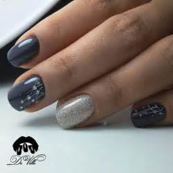 Best ideas about grey nail designs on gel art nails and gray