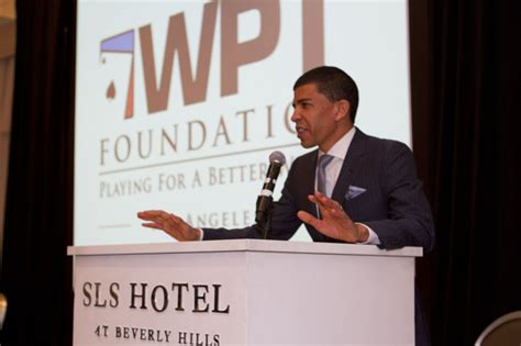World Poker Tour Launches Wpt Foundation At Sold-out Event