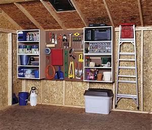 Best, Garage, Organization, And, Storage, Hacks, Ideas, 79