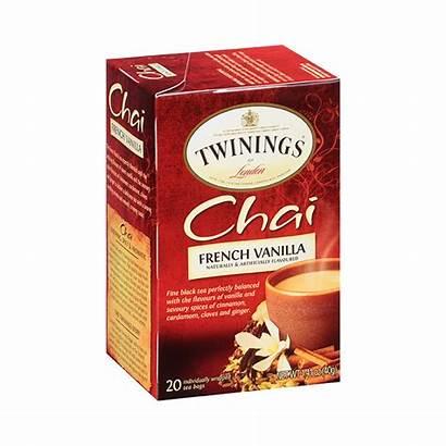 Vanilla Chai French Tea Twinings America North