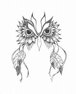 Art and Illustration: Owl Illustrations