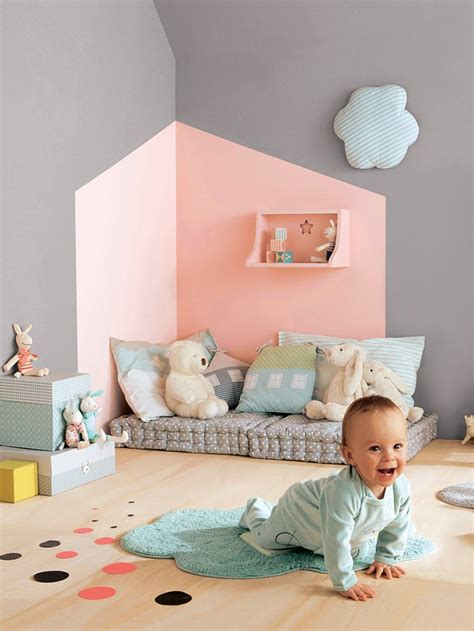 fanion chambre bébé 6 ideas originales para decorar las paredes dormitorio