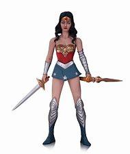 DC Comics Wonder Woman Action Figure