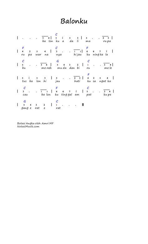 not angka iwak peyek chord lagu armada apa kabar sayang kumpulan not angka not angka momo ft peterpan cobalah