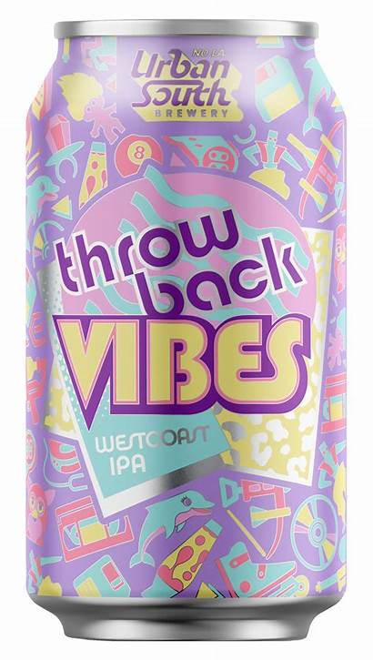 Vibes Throwback Ipa Beers West Coast South
