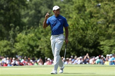 PGA Championship 2018: Tiger Woods takes solace with a ...