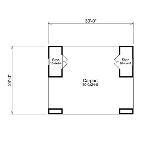 beautiful carport floor plans woodwork floor plans carports pdf plans