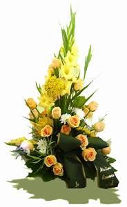 Trauer Blumen Bilder : trauergesteck gelb mit schleife trauer haedi flor meisterbetrieb onlineshop ~ Frokenaadalensverden.com Haus und Dekorationen