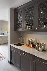 Best 25+ Grey bar ideas on Pinterest White bar cabinet
