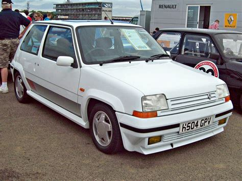 siege 5 gt turbo renault 5 gt turbo 2619876