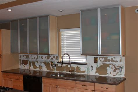 frosted glass doors for kitchen cabinets impressive ikea kitchen cabinets with frosted glass door 8289