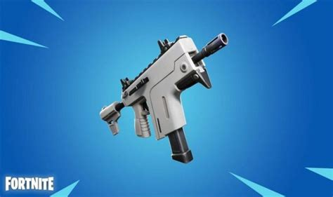 fortnite update  early patch notes burst smg port