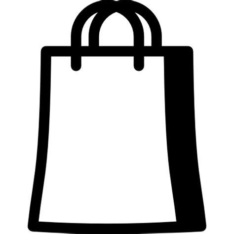 big shopping bag free commerce icons