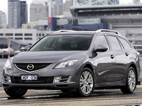 2018 Mazda 6 Wagon Car Pictures