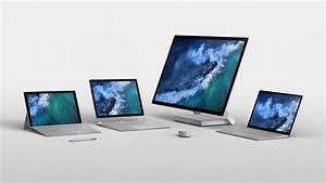 Microsoft Is Placing A Big Bet On Its New Surface Family