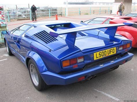 1989 Lamborghini Countach 25th Anniversario Gallery