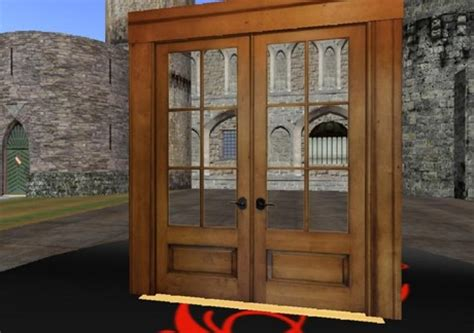 Second Life Marketplace  Scripted Fancy Wooden French