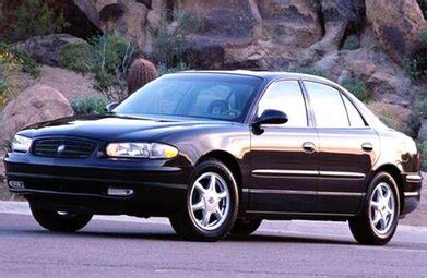 Buick Regal Fuel Economy by 2004 Buick Regal Pricing Ratings Expert Review