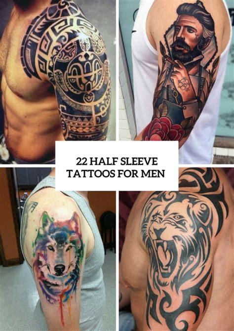 sleeve tattoo ideas  men styleoholic