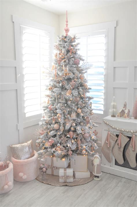Kara's Party Ideas Blush Pink Vintageinspired Tree