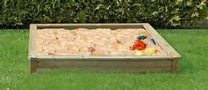 Bac En Bois Pour Jardin : bac a sable cabanes abri jardin ~ Melissatoandfro.com Idées de Décoration